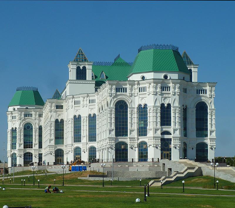 Астрахань и Астраханский городской округ