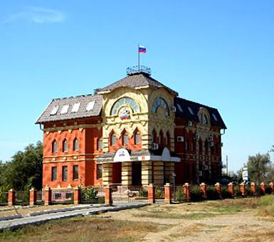 Камызяк и Камызякский район