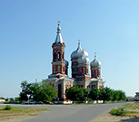 Даниловка и Даниловский район