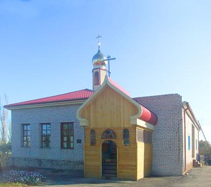 Ольховка и Ольховский район