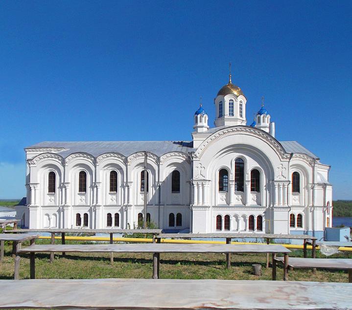 Серафимович и Серафимовичский район