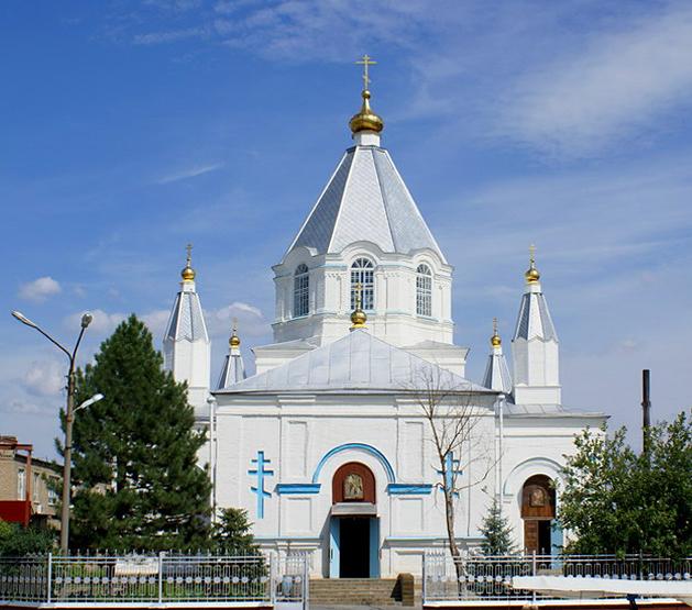 Белая Калитва и Белокалитвинский район