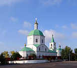 Вёшенская и Шолоховский район