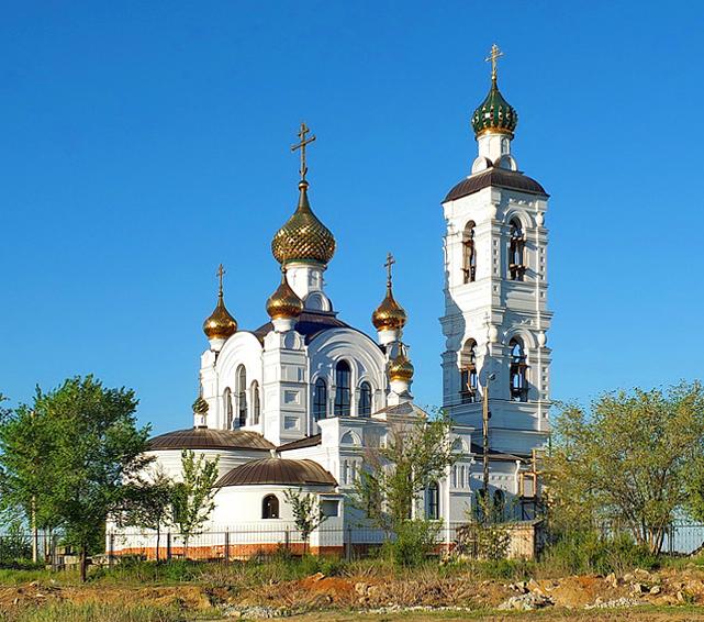 Волгодонск и Волгодонской район