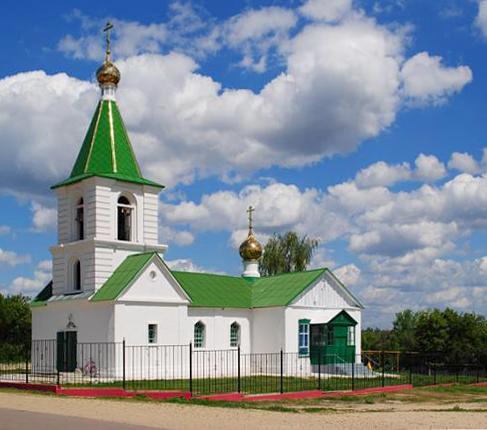 Казанская и Верхнедонской район