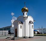 Каменоломни и Октябрьский район