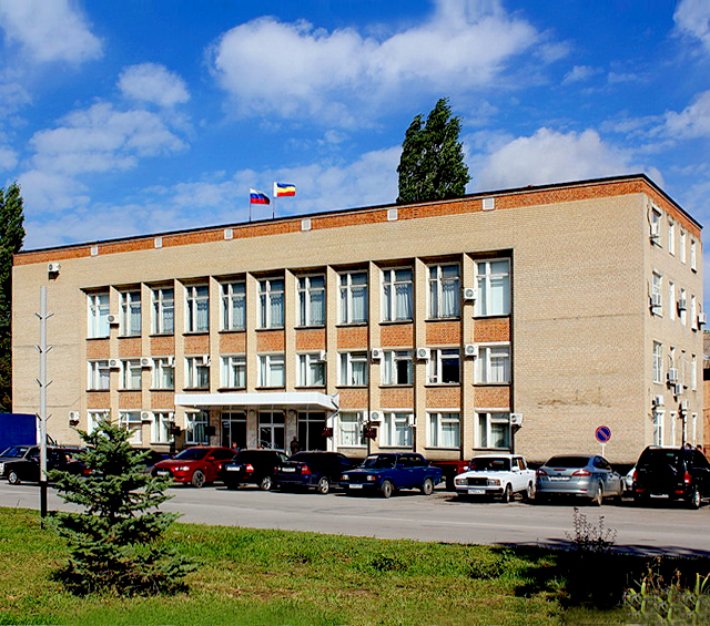 Морозовск и Морозовский район