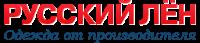 Логотип РУССКИЙ ЛЁН