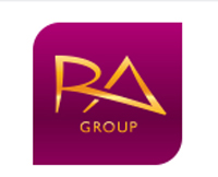 Логотип Ra group international