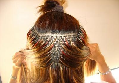 Наращивание волос в ростове-на дону цена